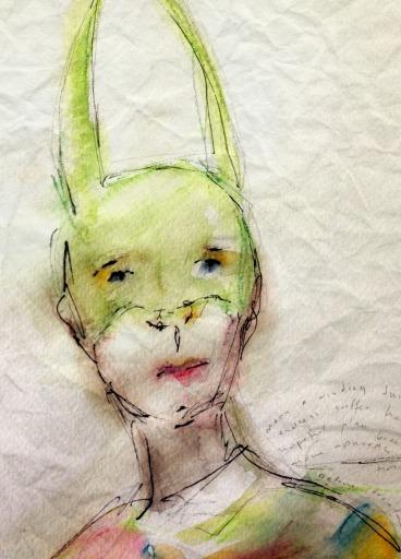hero watercolour